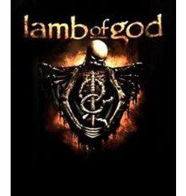 Lamb of God Wrath Skeleton Shirt