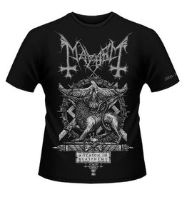 Mayhem Season in Blasphemy Shirt