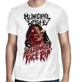 Municipal Waste Headbanger Shirt