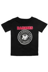 SOURPUSS - Tee Ramones Logo