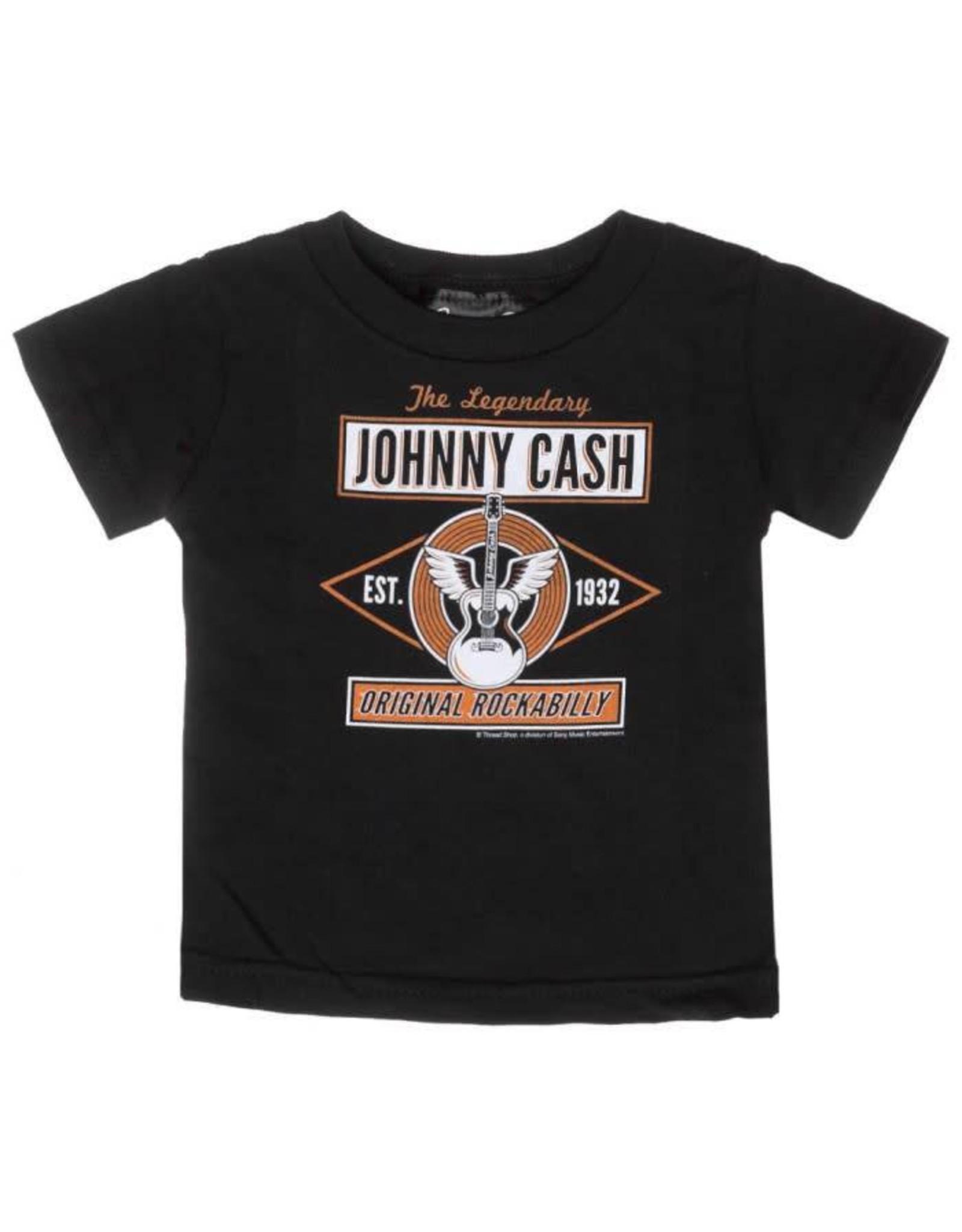 "SOURPUSS - Tee Johnny Cash ""Original Rockabilly"""