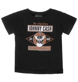 "SOURPUSS - Tee Johnny Cash ""Original Rockabilly"""