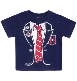 SOURPUSS - Tee AC/DC Navy