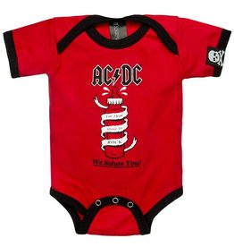 "SOURPUSS - One-piece AC/DC ""For Those About To Rock"""