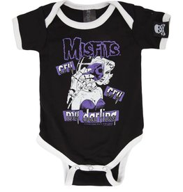 "SOURPUSS - One-Piece Misfits ""Cry Cry My Darling"""