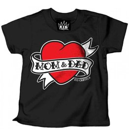 CARTEL INK - Mom & Dad Heart Tee