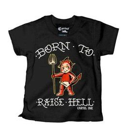 CARTEL INK - Born To Raise Hell Tee
