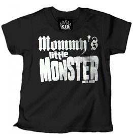 CARTEL INK CARTEL INK - Mommy's Little Monster Tee