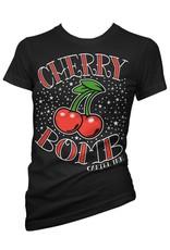 CARTEL INK CARTEL INK - Tee Cherry Bomb