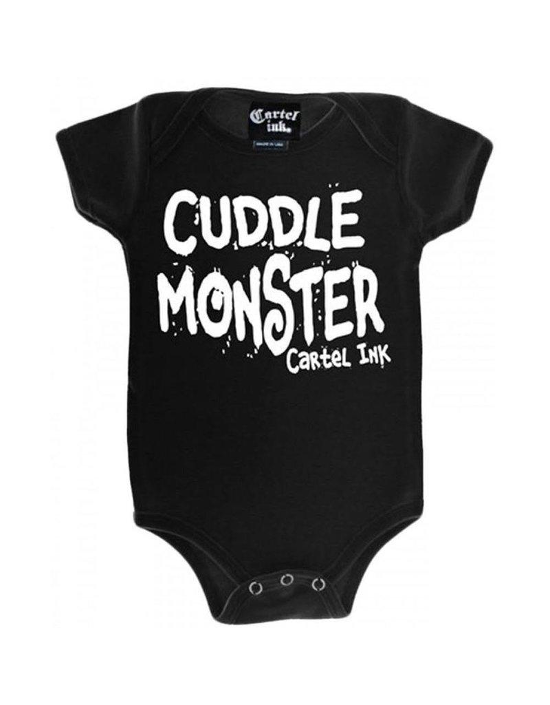 CARTEL INK - One-piece Cuddle Monster