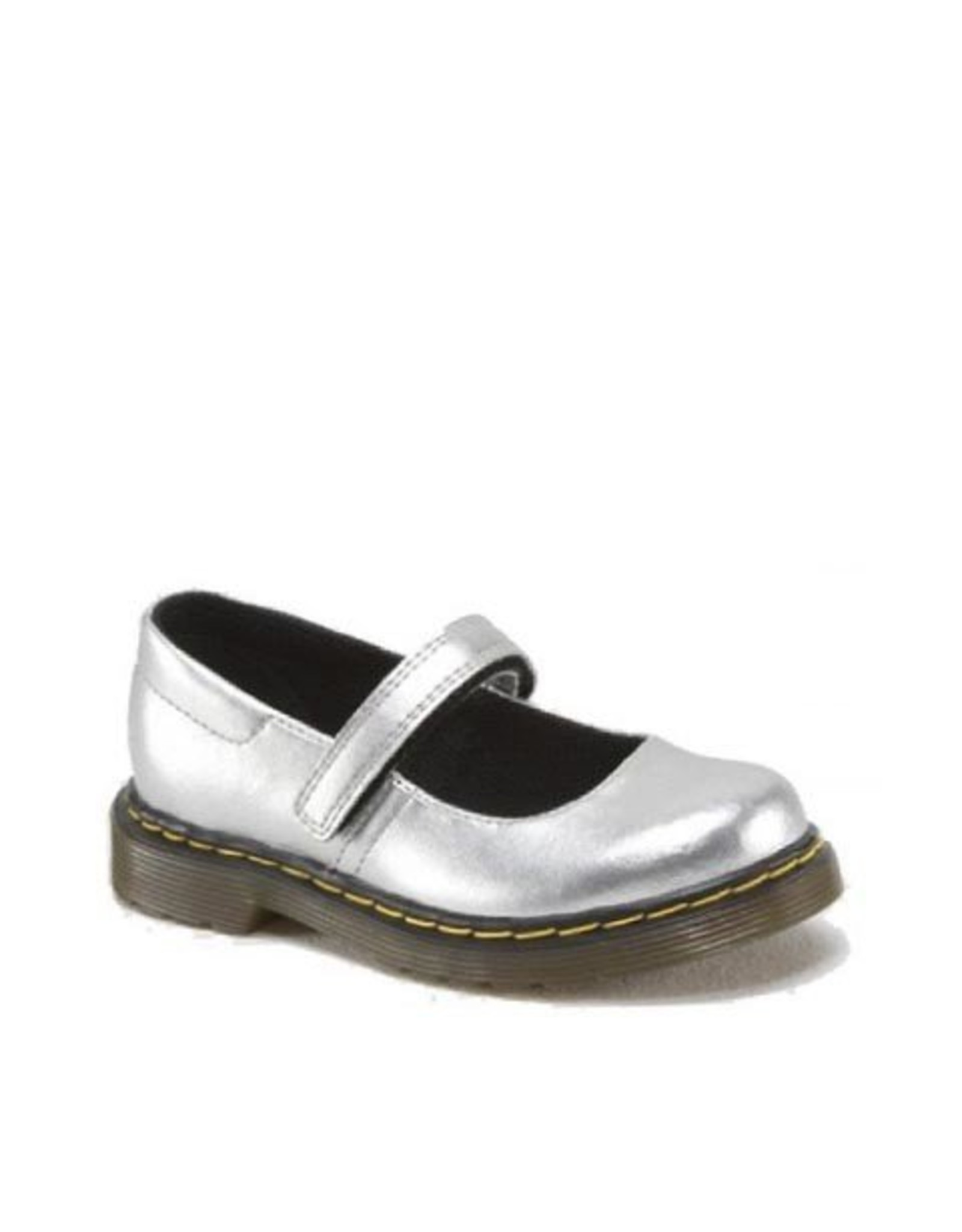 DR. MARTENS TULLY INFANTS MARY JANE SILVER YM2S-R15654040