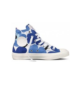 CONVERSE Chuck Taylor All Star PREM HI BLUE WHITE C12MAN-529652C