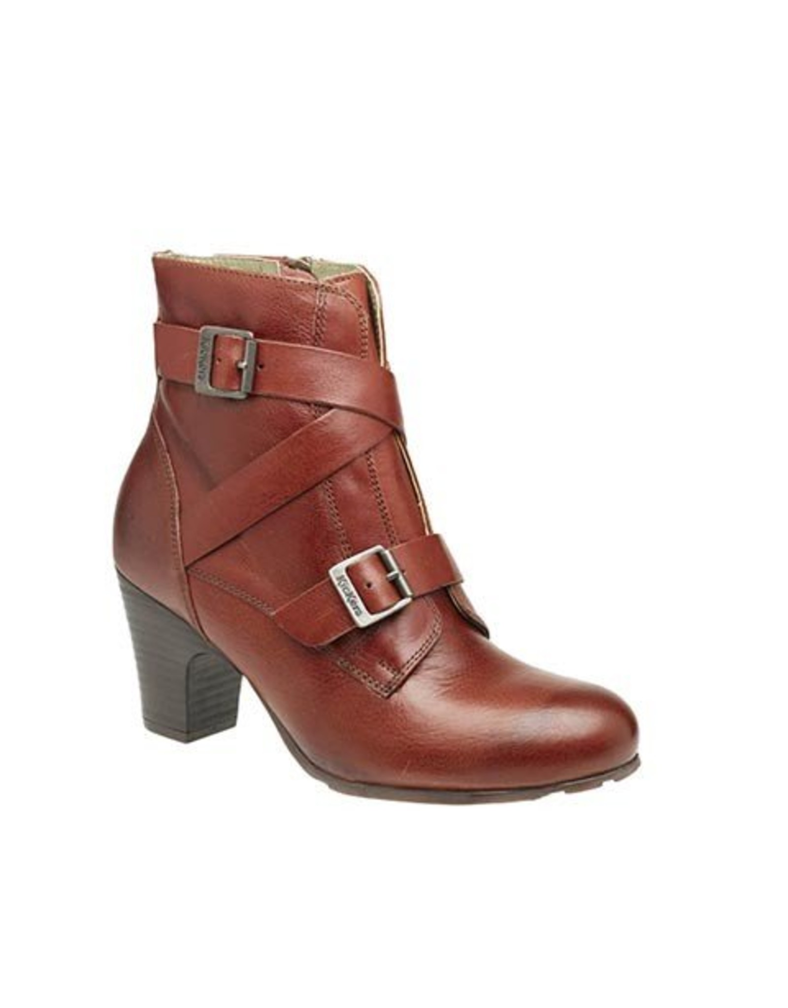 KICKERS WITTY BURGUNDY K1356BO