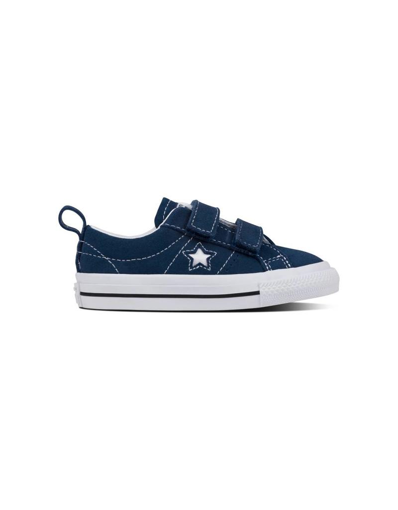 CONVERSE ONE STAR 2V OX NAVY/WHITE/BLACK CQVON-756132C
