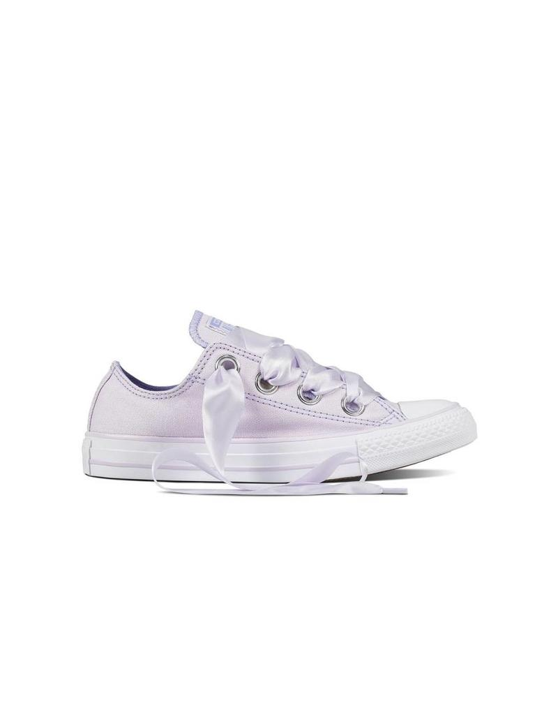 CONVERSE CHUCK TAYLOR BIG EYELETS OX BARELY GRAPE C12BIG-559921C