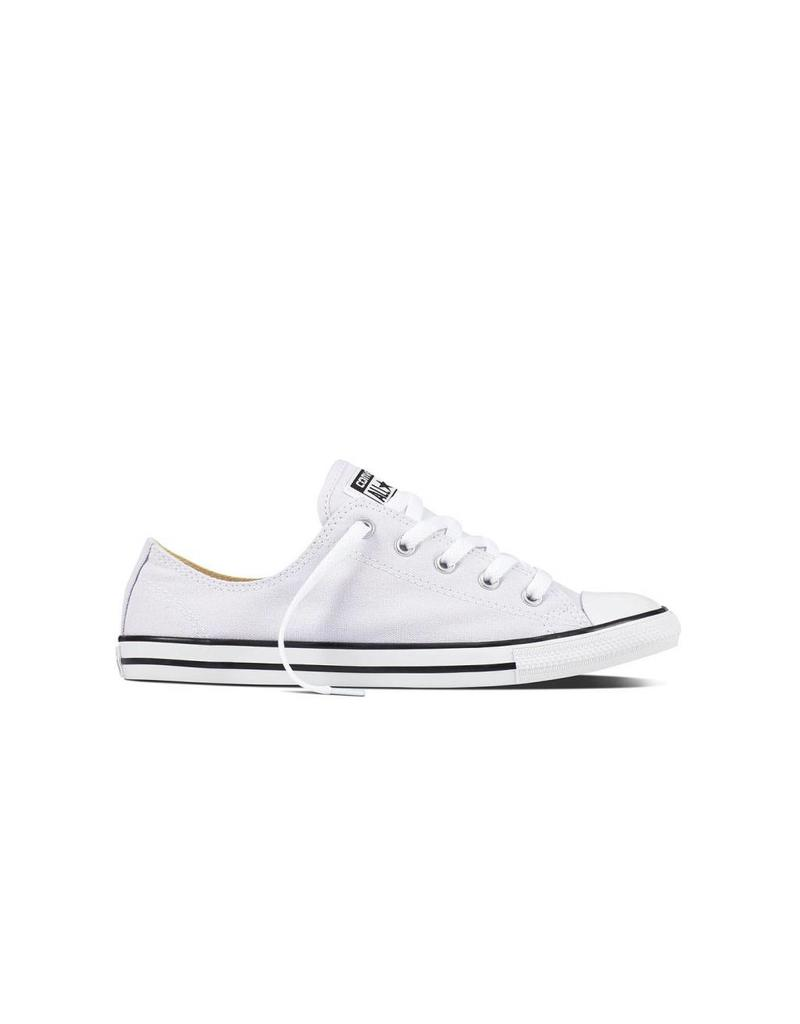 CONVERSE CHUCK TAYLOR DAINTY OX BARELY GRAPE/WHITE/BLACK C840DGR-559831C
