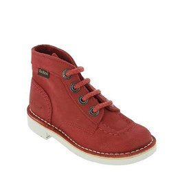 KICKERS KICK COL RED K1585R