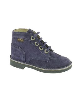 KICKERS KICK COD NAVY K1486N