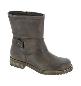KICKERS TWENT DARK BROWN K1443DB