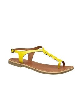 KICKERS DJINNY YELLOW SHINY K1405JV