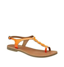 KICKERS DJINNY ORANGE SHINY K1405OV