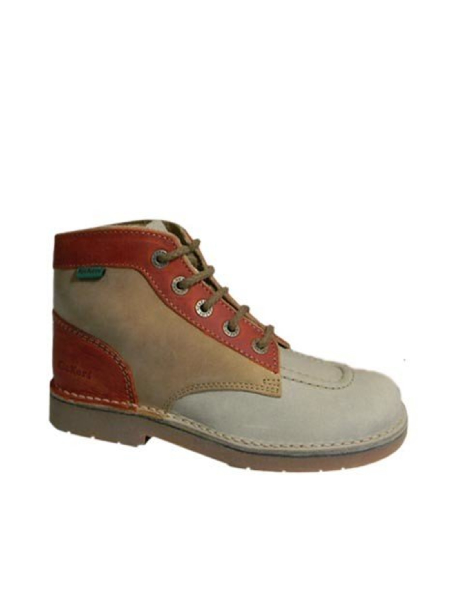 KICKERS KICK COL BROWN LIGHT BRIQUE K85MCO