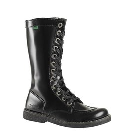 KICKERS MEETKIK BLACK SHINY K67PB
