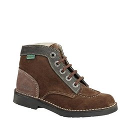 KICKERS KICK COD BROWN K86MC
