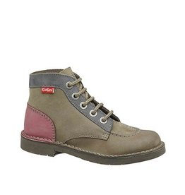 KICKERS KICK COL GRAY BLUE K1685GB