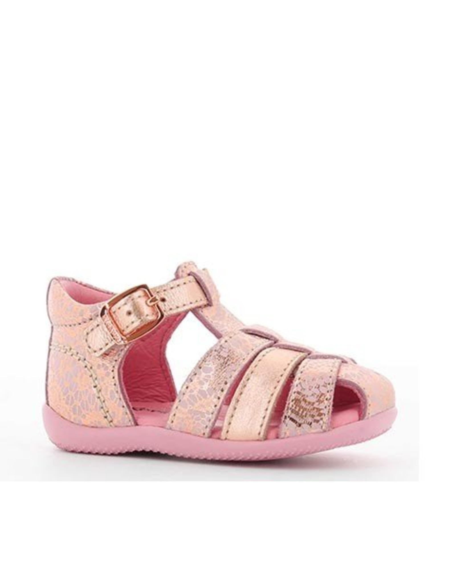 KICKERS BODELERE ROSE CLAIR ROSE METAL KP37RM-17E552110-10