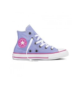 CONVERSE CHUCK TAYLOR ALL STAR HI TWILIGHT PURPLE/HYPER MAGENTA CYTWA-660762C