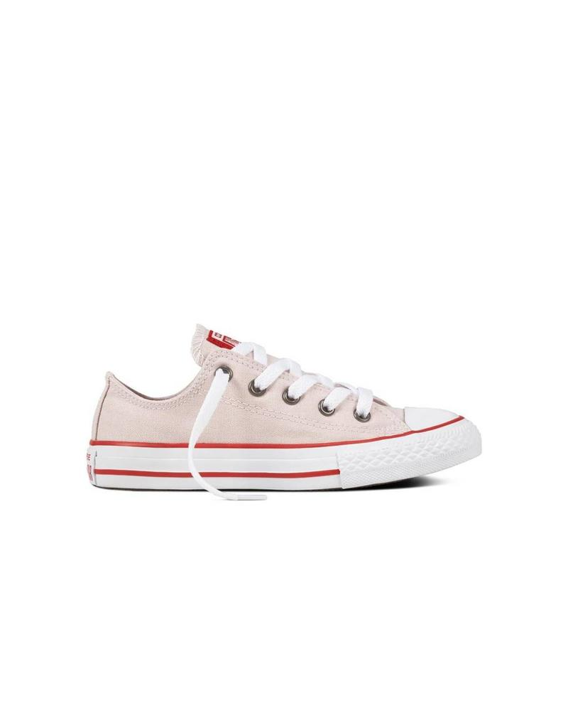 CONVERSE CHUCK TAYLOR OX BARELY ROSE/ENAMEL RED/WHITE CYBAR-660102C