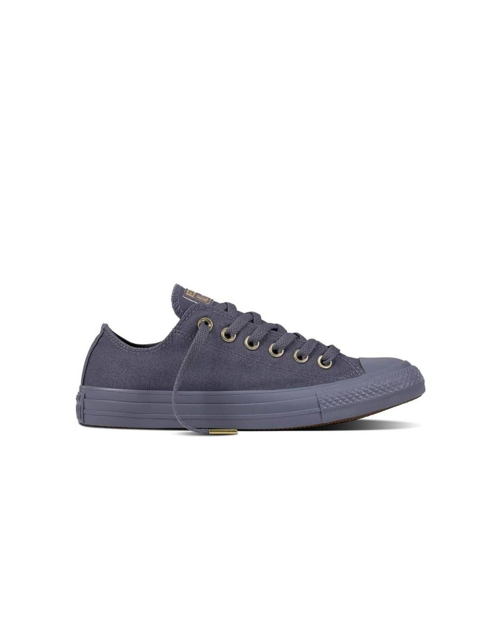 CONVERSE CHUCK TAYLOR OX LIGHT CARBON/LIGHT CARBON/GOLD C12LC-559941C