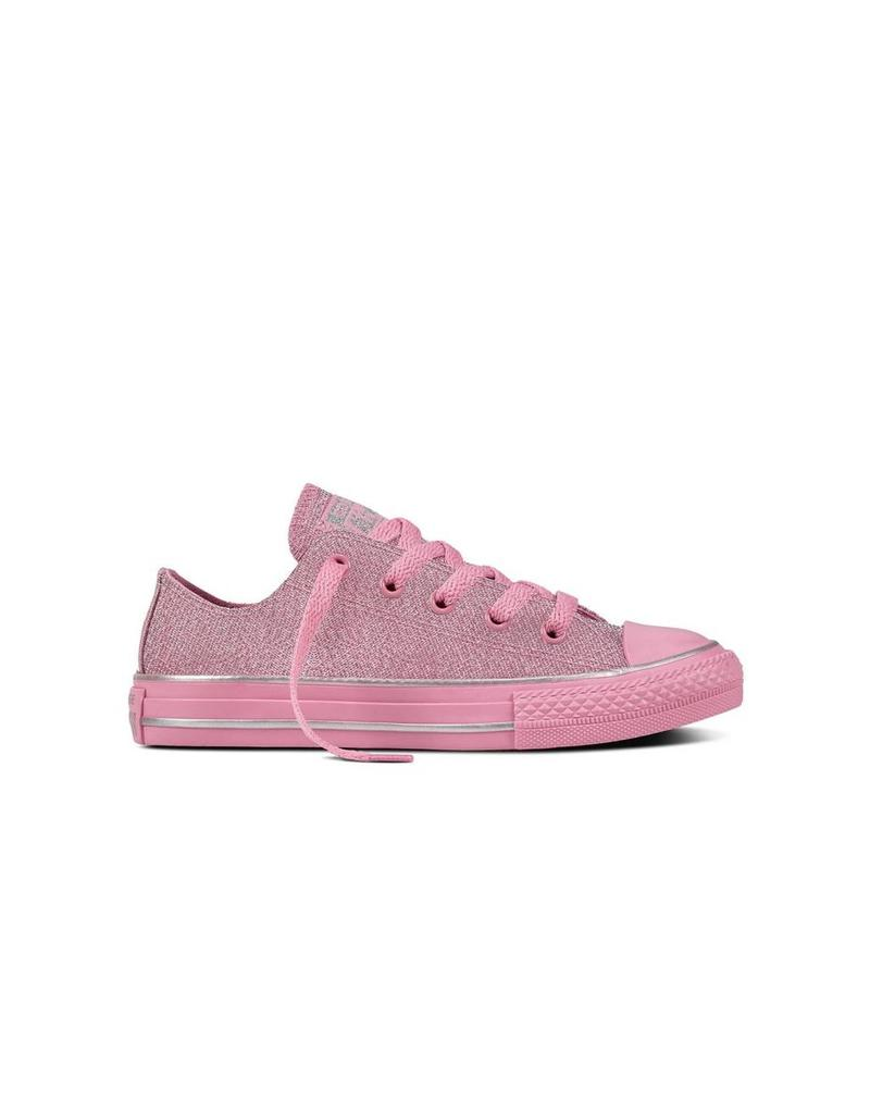 CONVERSE CHUCK TAYLOR OX LIGHT ORCHID/SILVER/LIGHT ORCHID CYLOP-659961C