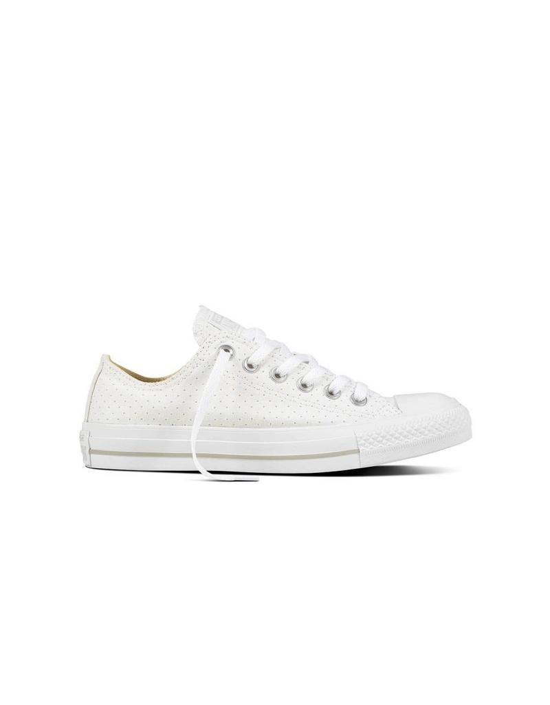 CONVERSE CHUCK TAYLOR OX WHITE/WHITE/WHITE C12MOW-560682C