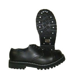 STEEL SHOE 3 EYELETS BLACK CAP S300B