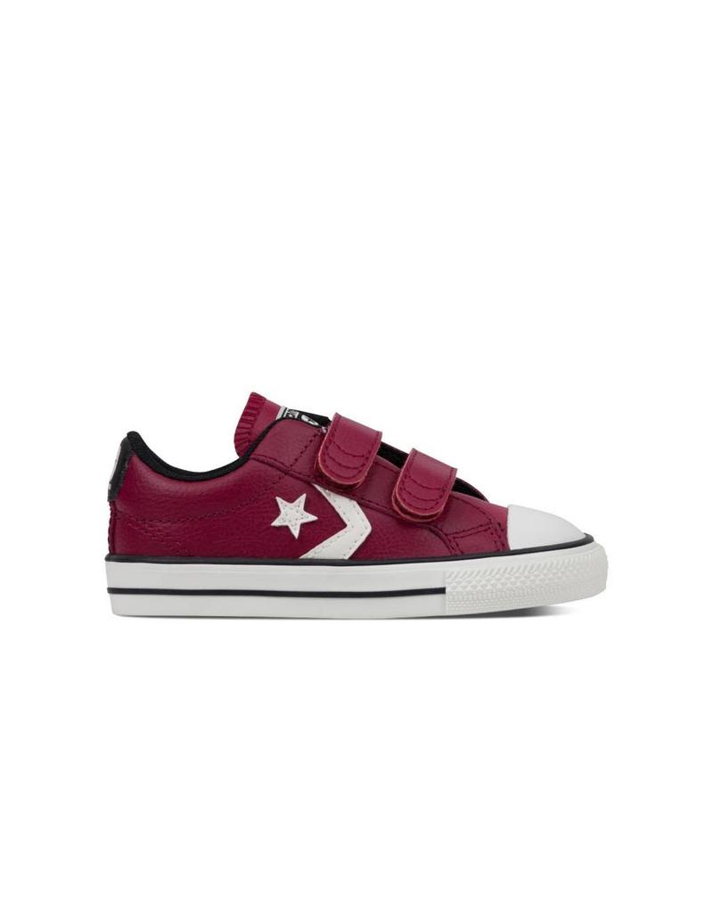 CONVERSE STAR PLAYER 2V OX RHUBARB/EGRET/BLACK CQVRH-756148C