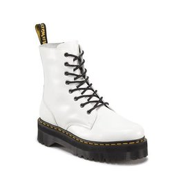 DR. MARTENS JADON WHITE POLISHED SMOOTH 853W-R15265100