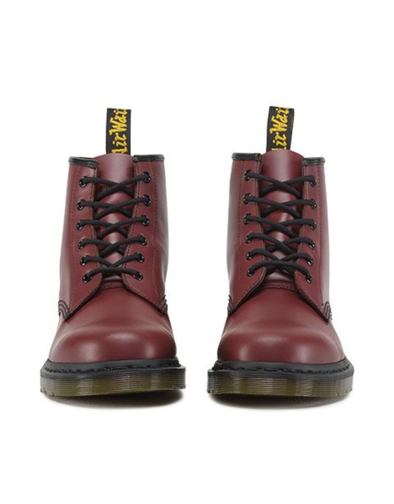 DR. MARTENS 101 CHERRY RED SMOOTH 601CR-R10064600