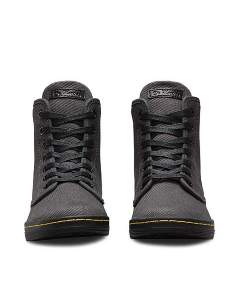 DR. MARTENS SHOREDITCH LEAD OVER DYED TWILL CANVAS 729LC-R22565024