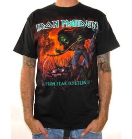 Iron Maiden Fear to Eternity Shirt