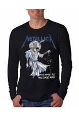 Metallica Distressed Longsleeve Shirt