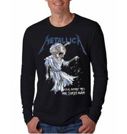 Metallica Distressed Longsleeve Shirt