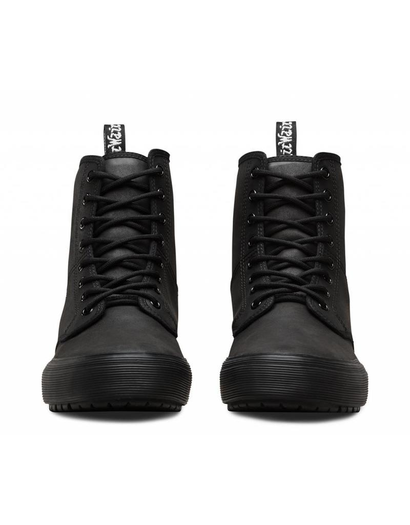 DR. MARTENS WINSTED BLACK GREASY LAMPER VULC+MOHAWK SYNTHETIC 863MO-R23469001