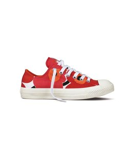 CONVERSE CHUCK TAYLOR ALL STAR  PREM OX RED WT OR MARIMEKKO C6MAR-529653C