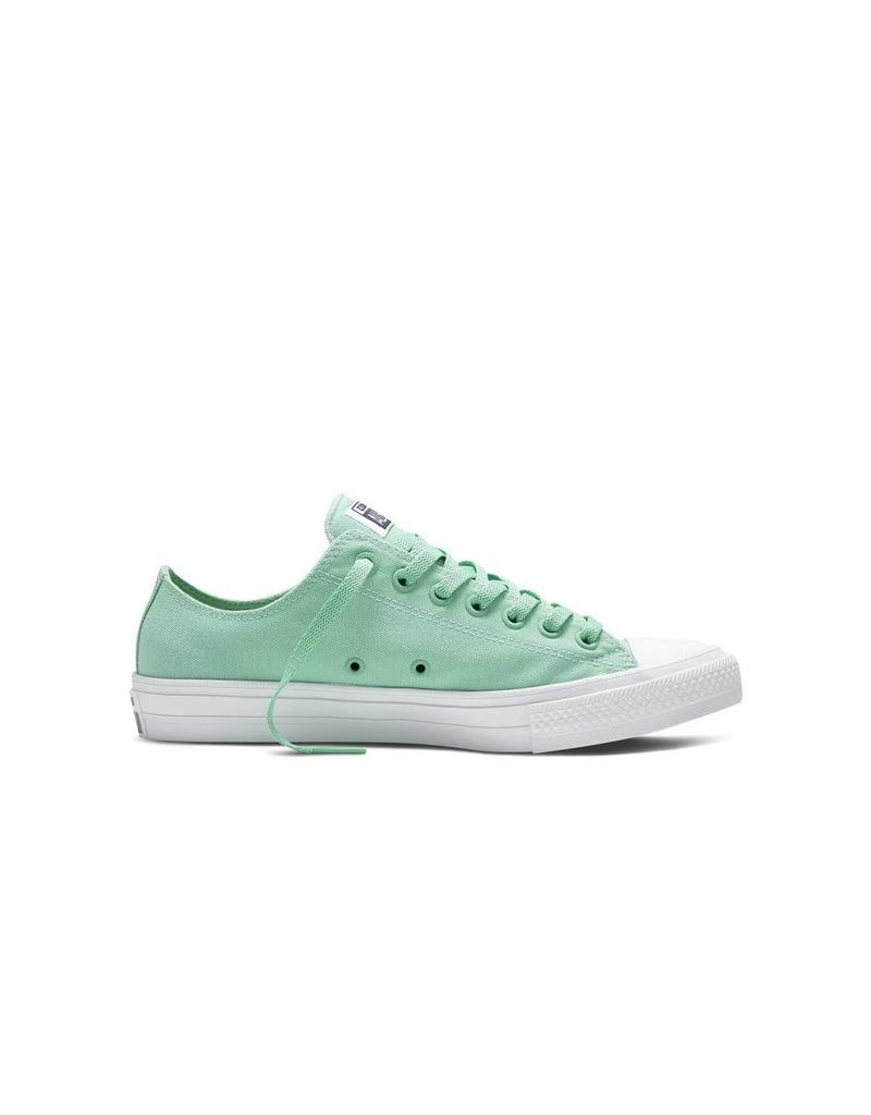 CONVERSE Chuck Taylor All Star  II OX TEAL NAVY WHITE CT2LTE-151120C