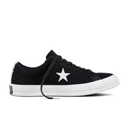 CONVERSE ONE STAR OX BLACK/WHITE/WHITE C887BW-160600C