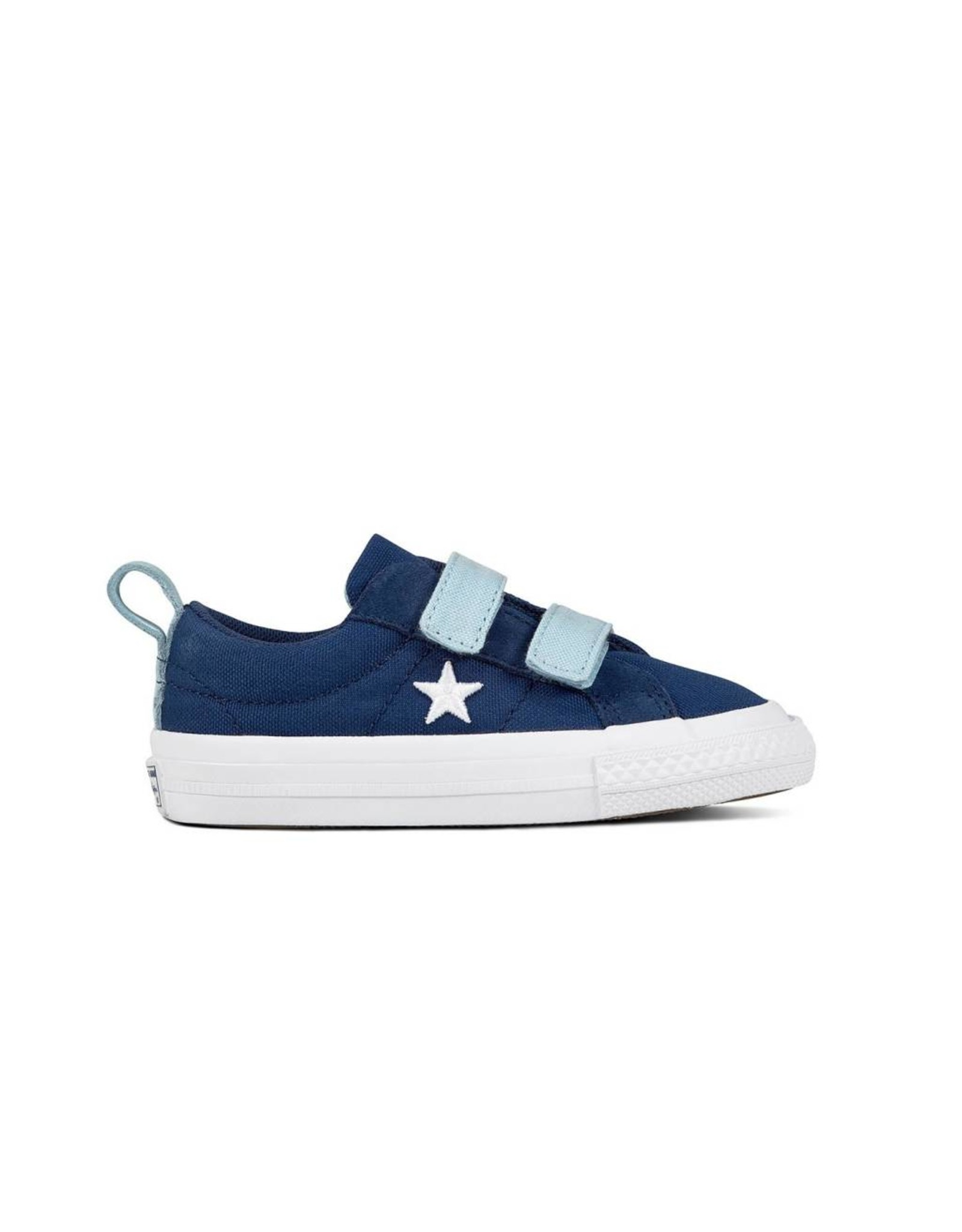 CONVERSE ONE STAR 2V OX NAVY/OCEAN BLISS/WHITE CRVO-760763C