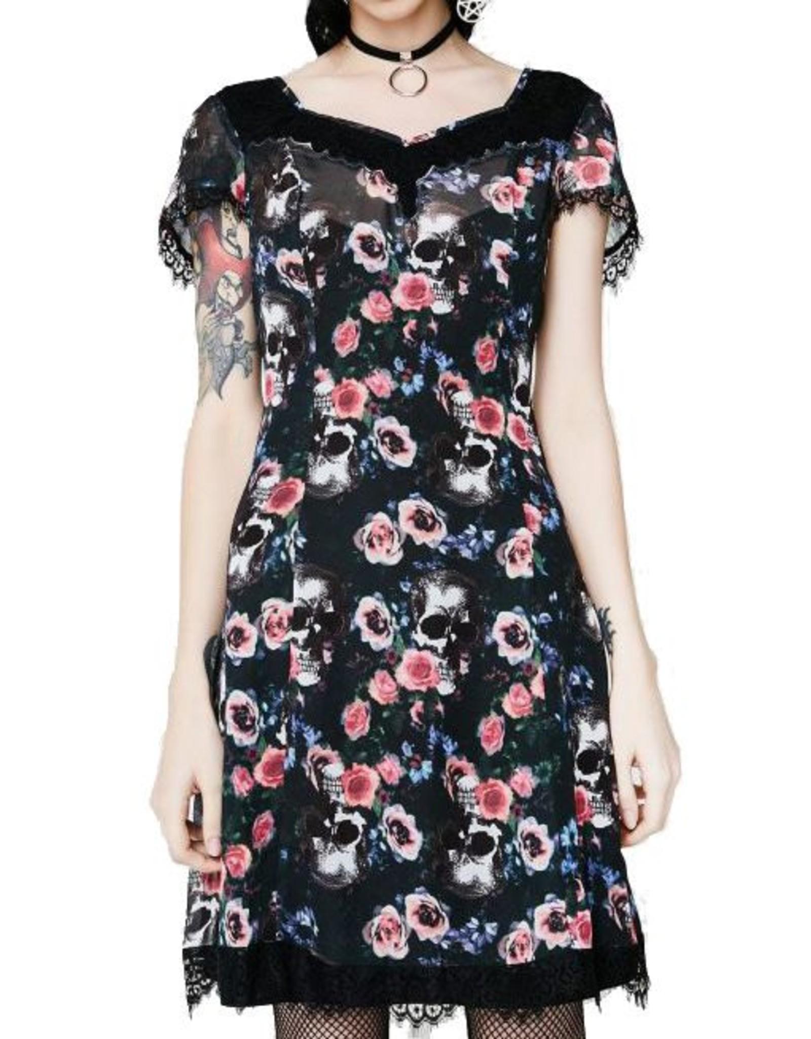 HELL BUNNY - Morgan Mini Dress