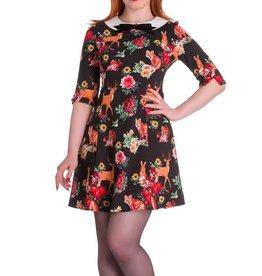 HELL BUNNY - Hermeline Autumn Dress